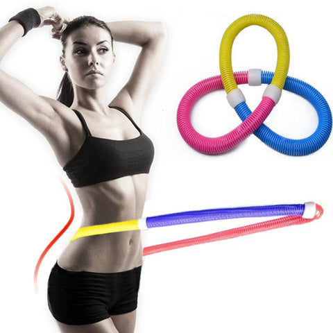 Multifunctional Massage Sport Hula Hoop Waist Slimming