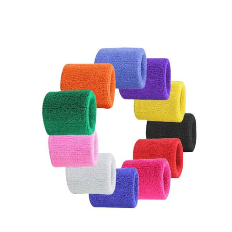 Wristband Colorful Wrist Support