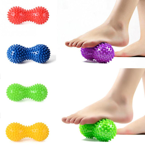 PVC Yoga Massage Balls With Thorns