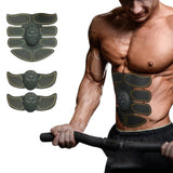 Muscle Stimulator Body Slimming Shaper Machine Abdominal Fitness Massager