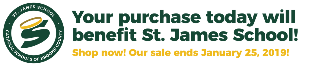 St. James School Apparel Fundraiser
