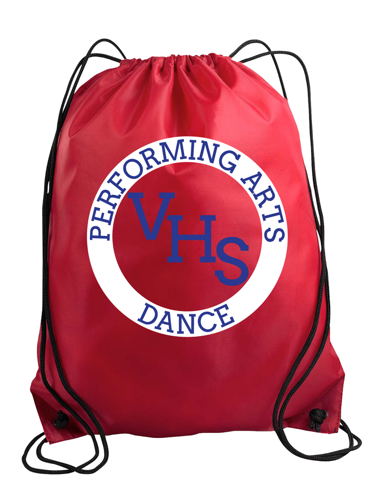 VHS Dance Cinch Bag