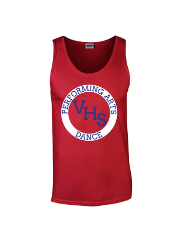 VHS Dance Tank Top (Red or White)
