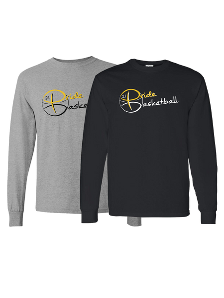 Pride Basketball Long Sleeve