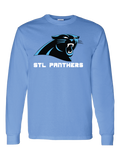 STL Panthers Basketball Long Sleeve T-Shirt (Blue or Black)