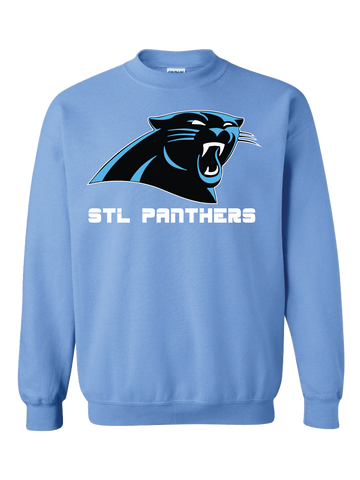 STL Panthers Basketball Crewneck (Blue or Black)