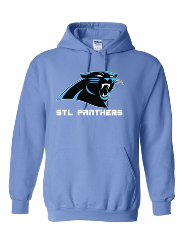 STL Panthers Basketball Hoodie (Blue or Black)