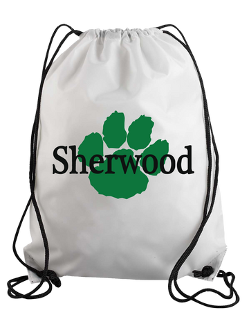 Sherwood Elementary Cinch Bag