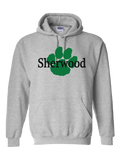 Sherwood Elementary Hoodie (White or Gray)