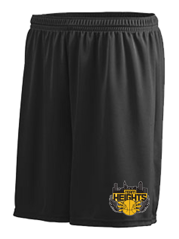 Temple Heights Shorts (Black or Gold)