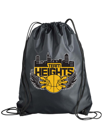 Temple Heights Boys Cinch Bag