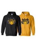 Temple Heights Boys Hoodie (Black or Gold)