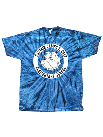 Captain James E. Daly Elementary School Tie Dye
