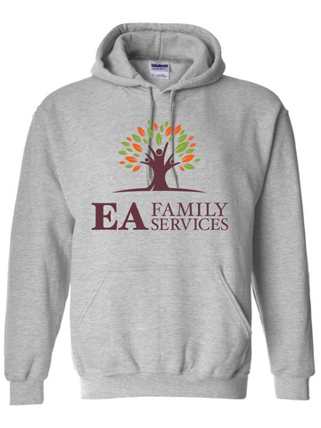 EA Family Services Hoodie (Gray or Black)