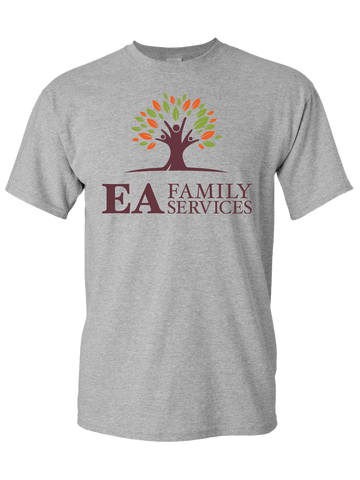 EA Family Services T-Shirt (Gray or Black)