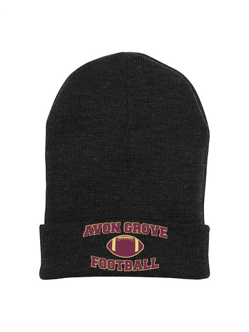 Avon Grove Football Beanie