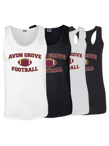 Avon Grove Football Tank Top