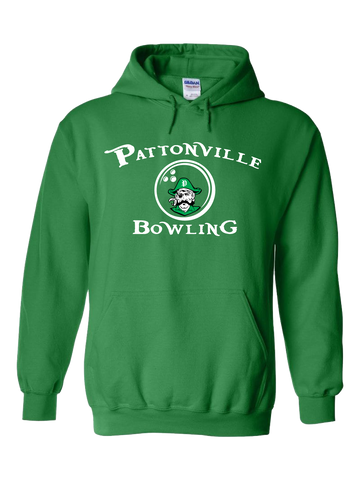 Pattonville Bowling Hoodie (Green or Black)