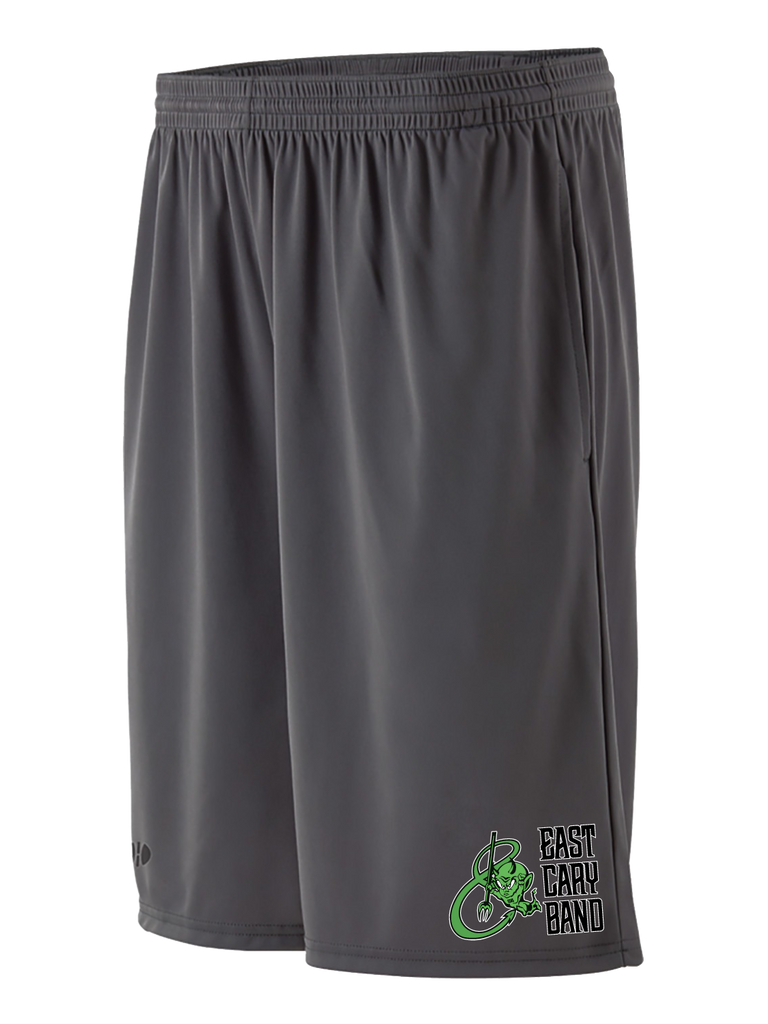 East Cary Band Premium Performance Shorts