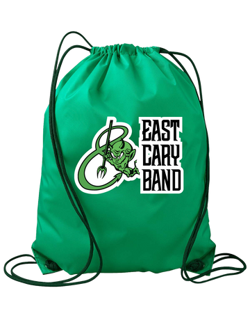 East Cary Band Cinch Bag