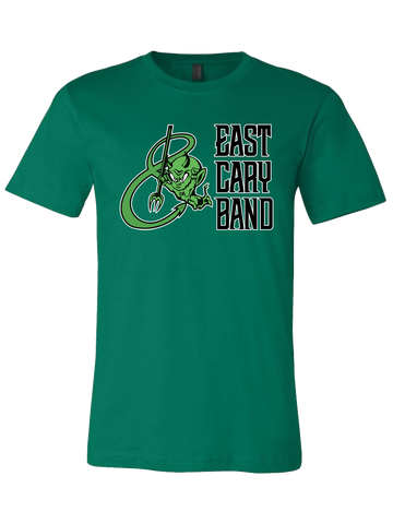 East Cary Band Premium T-Shirt (Green or Yellow)