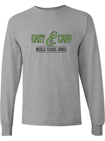 East Cary Long Sleeve T-Shirt