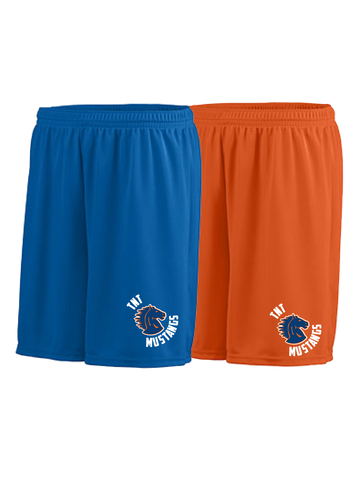 TNT Mustangs Performance Shorts