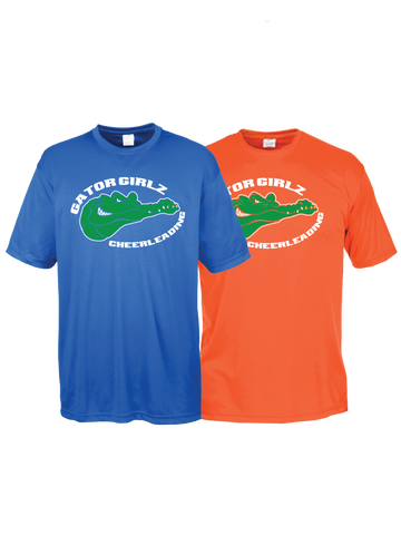 Gator Girlz Cheerleading Performance T-Shirt