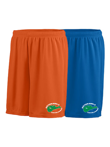 Gator Girlz Football Performance Shorts