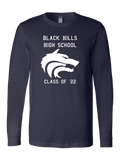 Black Hills HS Class of '22 Premium Long Sleeve