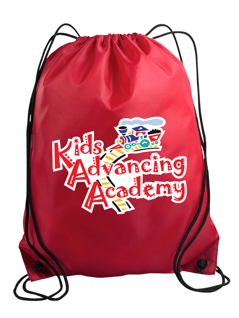 Kids Advancing Academy Cinch Bag