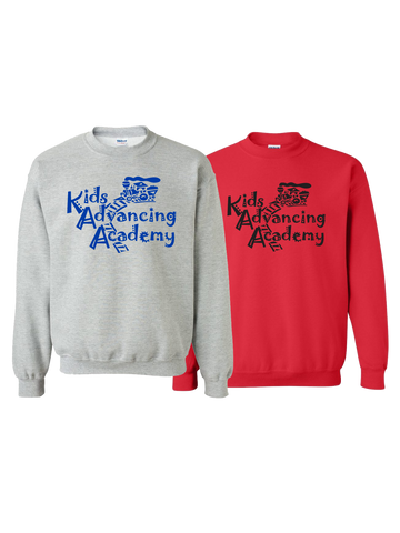 Kids Advancing Academy Crewneck
