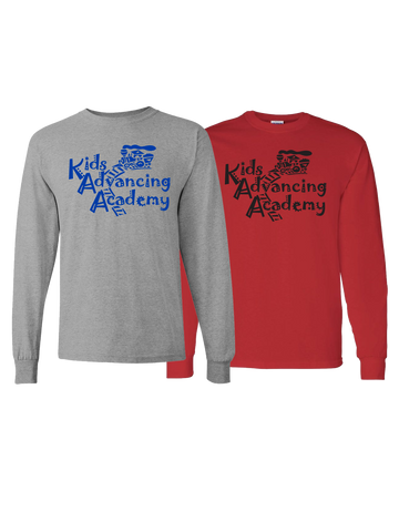Kids Advancing Academy Long Sleeve