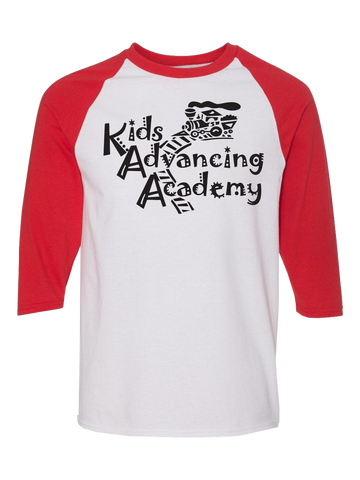 Kids Advancing Academy Raglan