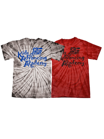 Kids Advancing Academy Tie Dye T-shirt