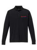 Taylor Garbage Long Sleeve Polo