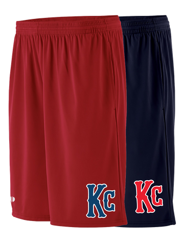 Kansas City Scouts Baseball Premium Performance Shorts