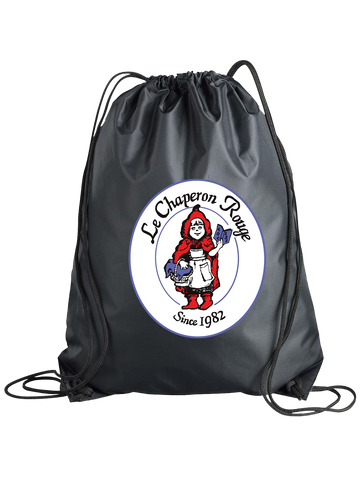 Le Chaperon Rouge Cinch Bag