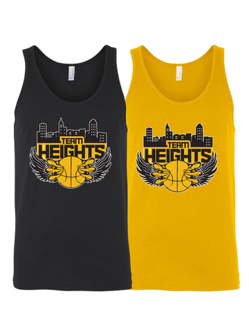 Temple Heights Girls Premium Tank Top
