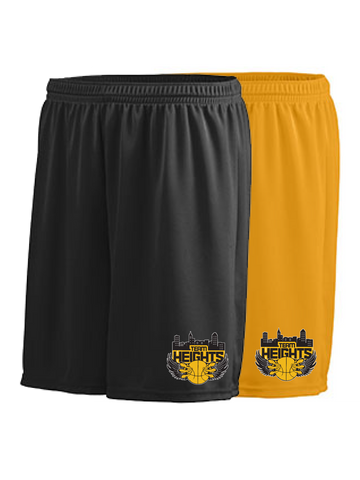 Temple Heights Boys Shorts (Black or Gold)