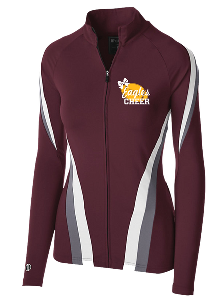 Whitney Point Cheer Ladies' Shell Jacket