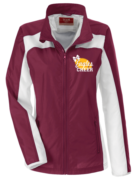 Whitney Point Cheer Ladies' Windbreaker Jacket