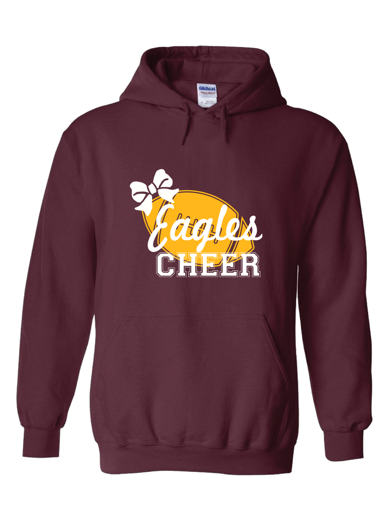 Whitney Point Cheer Hoodie