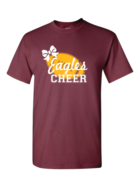 Whitney Point Cheer T-Shirt