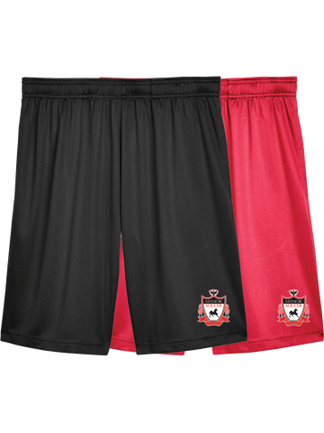Manor Soccer Performance Shorts