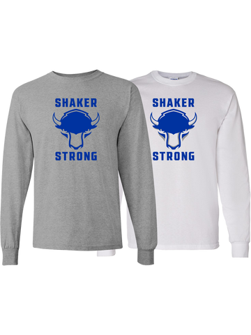 Shaker Strong Long Sleeve