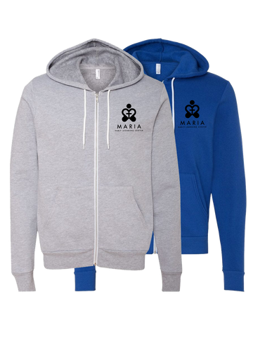 Maria Early Learning Center Premium Zip Hoodie