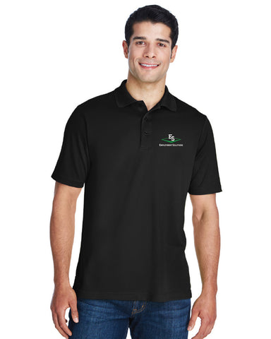 Men's Short-Sleeve Polo