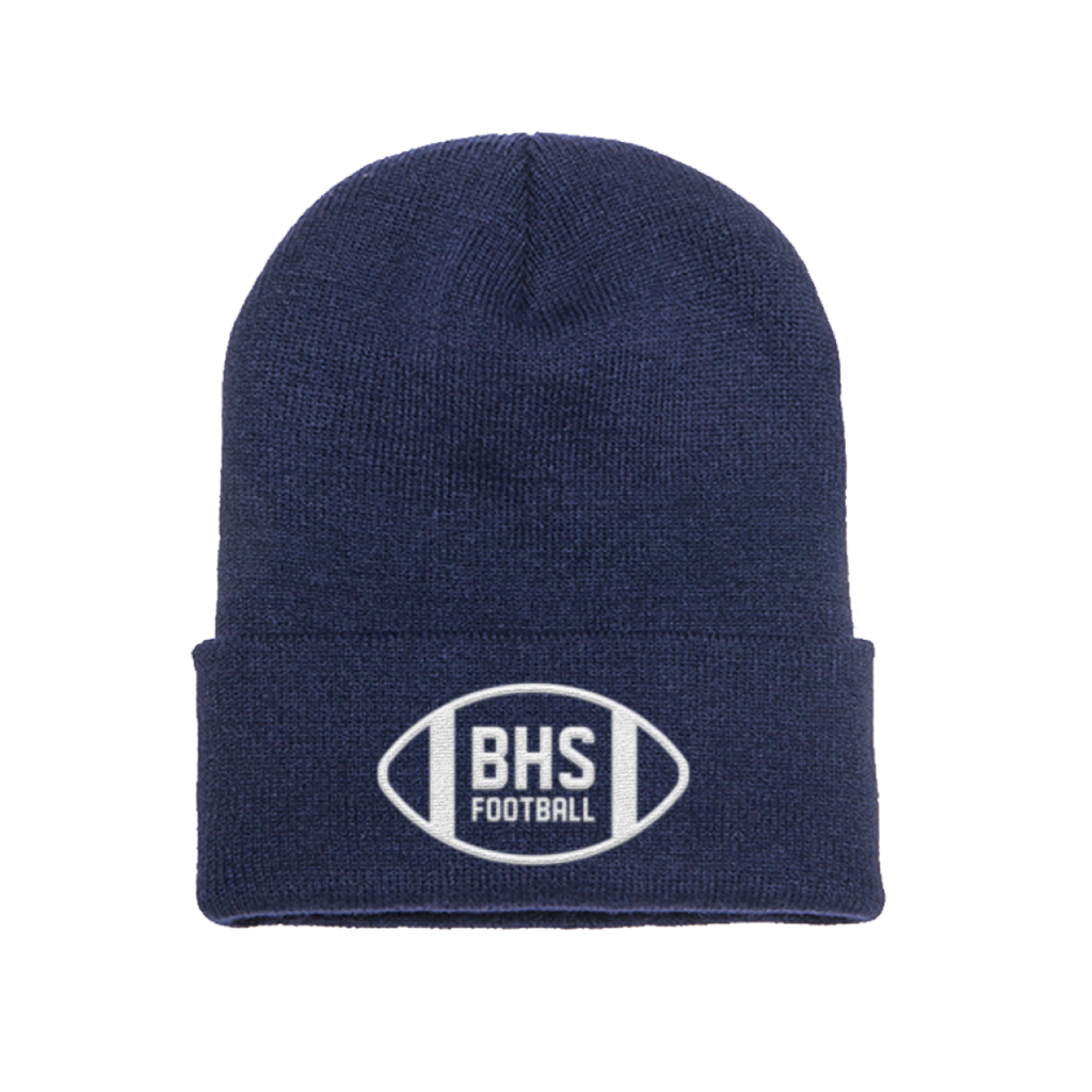 Patriots Football Beanie
