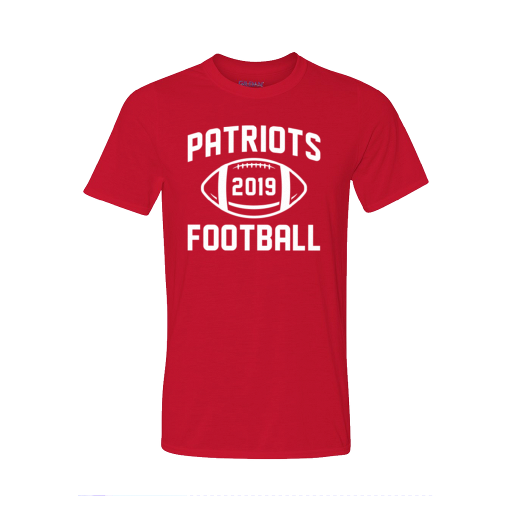 Patriots Football Performance T-Shirt